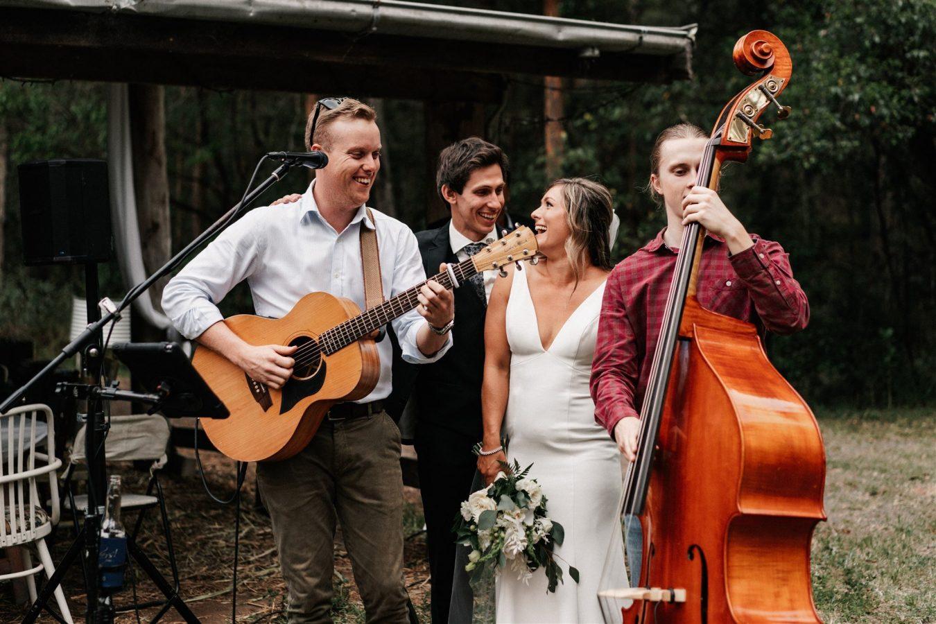 wedding singers Gold Coast