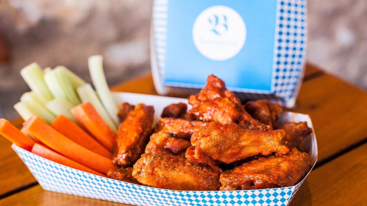 chicken wings Sunshine Coast