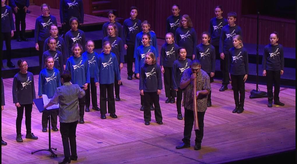 Choir Sydney join